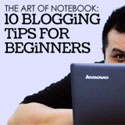 Art of Notebook: 10 Blogging Tips for Beginners