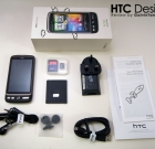 Review : Unboxing Of HTC Desire (Part 1)
