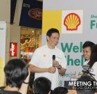 Meet and Greet Session with Shell FuelSave Ambassador for HK, Moses Chan