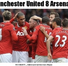 Match Highlight: Manchester United 8-2 Arsenal
