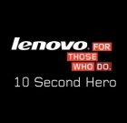 Calling All Heroes: Lenovo Launches EExtraordinary 10-Second Hero Contest