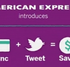 American Express: Sync. Tweet. Save.