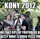 Did We All Fell For a KONY Campaign?