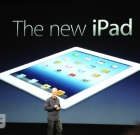 Apple Launches New HD iPad With 4G