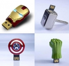 Cool Avengers USB Flash Drives
