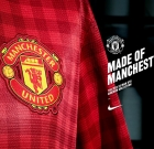 Manchester United New Kit 2012/13