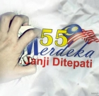 Angry Malaysians Unleashed Creative Concept Logos for 55th Merdeka Celebration