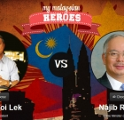 Happy 55th Merdeka, Malaysia – Choose Your Malaysian Heroes