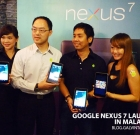 ASUS Malaysia Unveils 16GB Google Nexus 7 for RM999