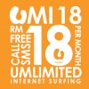 U Mobile Announces Exciting New UMI 18 Prepaid Plan with Unlimited Internet Surfing, Free Calls and Free SMS
