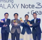 Samsung Malaysia Launches Galaxy Note 3 and Galaxy Gear