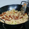 My Recipe for Home-Style Chinese Fried Rice with Wing Heong's Honey Bacon 'Bakkwa' [Video]