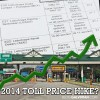 Images of 2014 Proposed Toll Price Hike Leaked