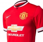 Leaked Manchester United new Home Kit 2014/2015 with new sponsor