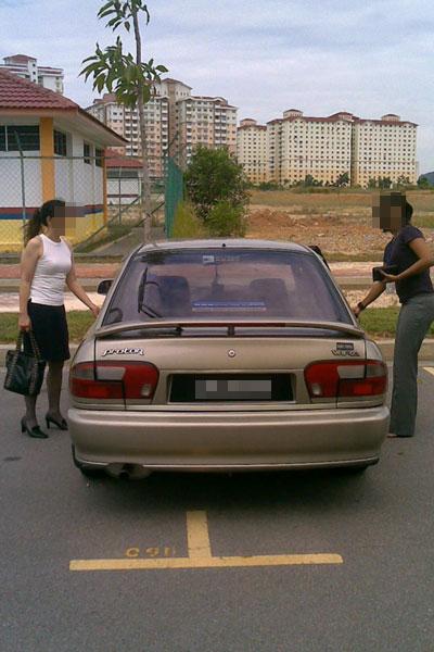 Car Park Noob