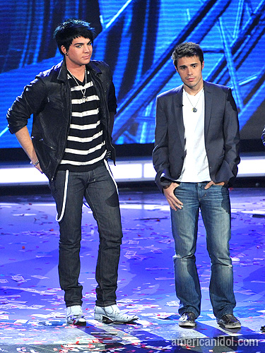AI 8: Adam Lambert & Kris Allen