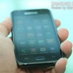 Samsung Galaxy S by Galvin Tan