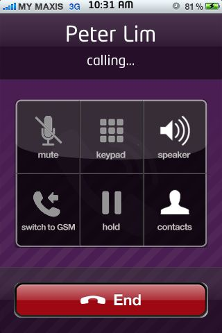 Viber : Making Free Calls From Your iPhone, iPad & iPod