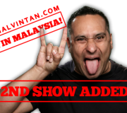 Russell Peters To Hold Second Show in Malaysia