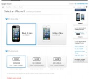 iPhone 5 - Apple Singapore Online Store