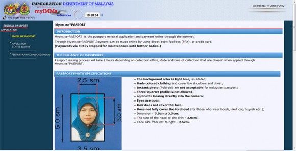 Faster Passport Renewal With Myonline Pasport Malaysia Passport Renewal Made Easy Decoding Galvindecoding Galvin
