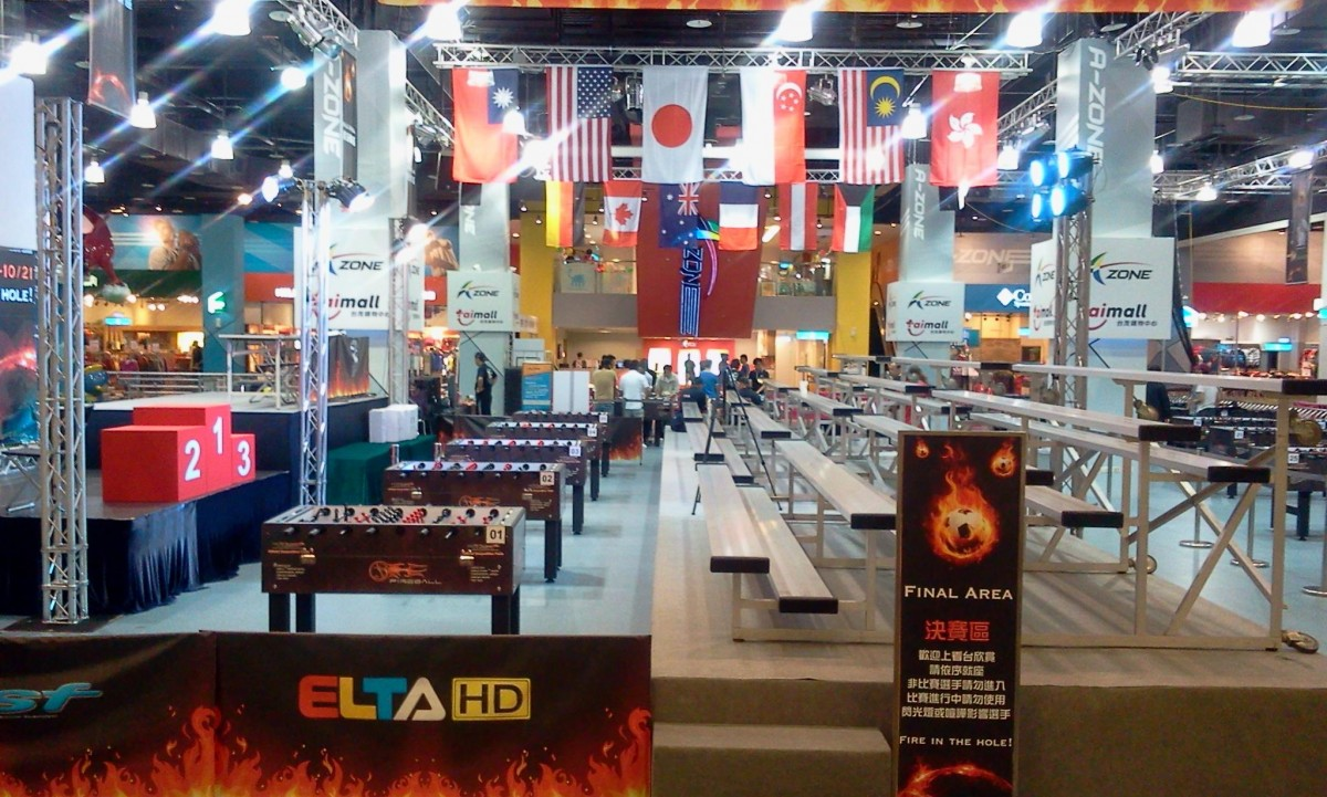2012 Fireball World Championship Series - Taiwan