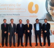 U Mobile 3G RAN Activation Launch