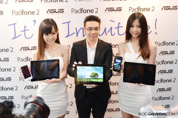 ASUS Padfone 2 Launch
