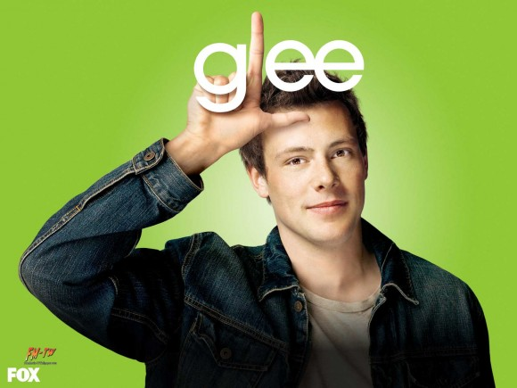 Finn Hudson of Glee
