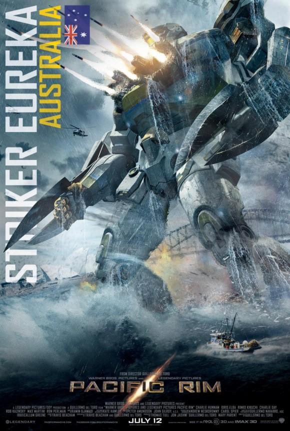 Striker Eureka Poster