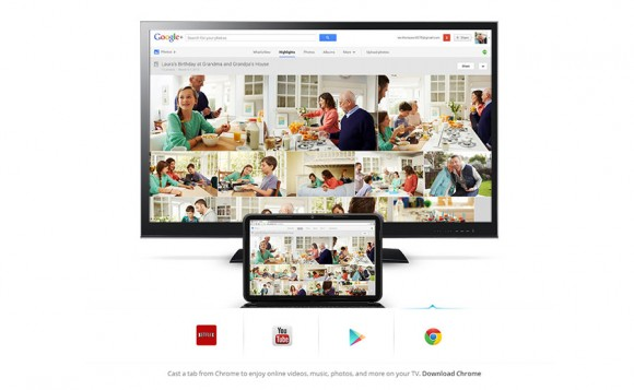 Chromecast - Cast