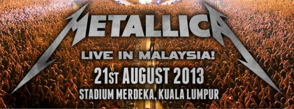 Metallica Live in KL