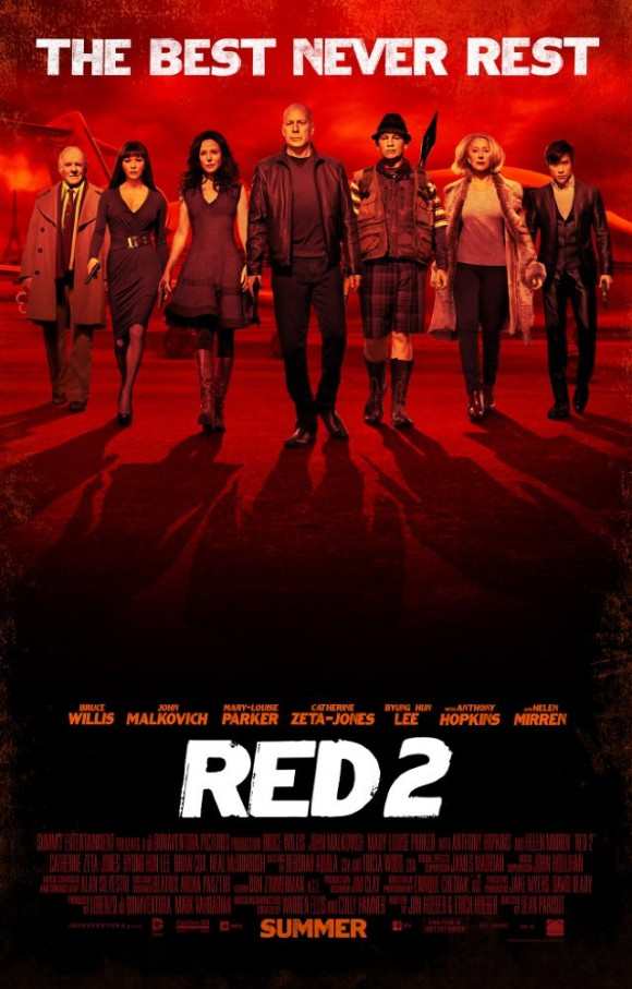 Red 2 - The Best Never Rest