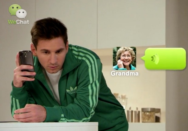 Messi-helps-WeChat-reach-100-million-users-outside-of-China