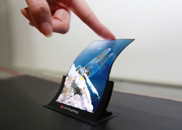 LG's Flexible Display