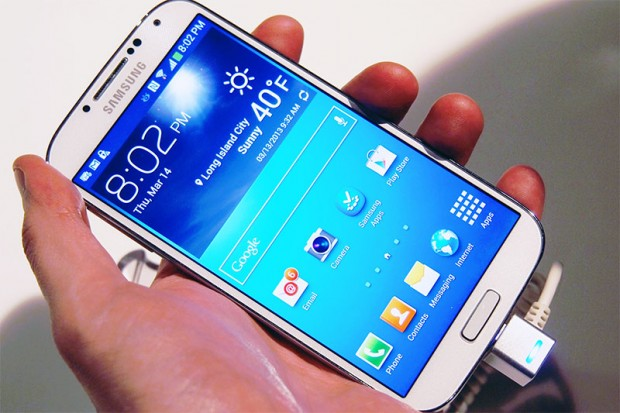 Samsung Galaxy S4 - Unveiled in March 2013
