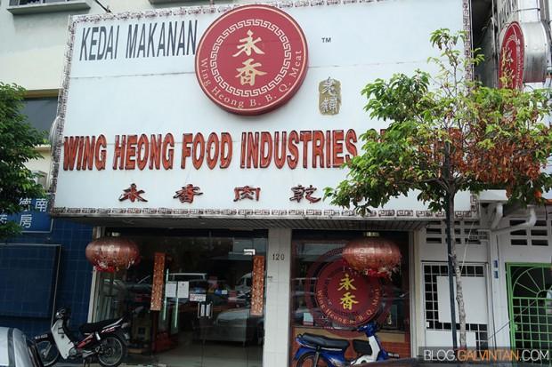 Wing Heong Food Industries Sdn Bhd at Jalan Imbi