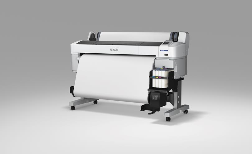 44-inch SureColor SC-F6070 - Paper Loading