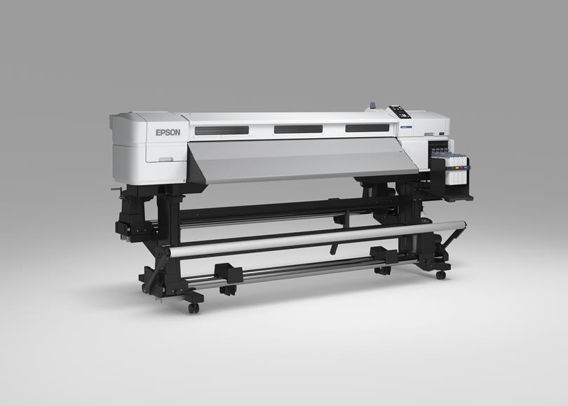 64-inch SureColor SC-F7070 - Side