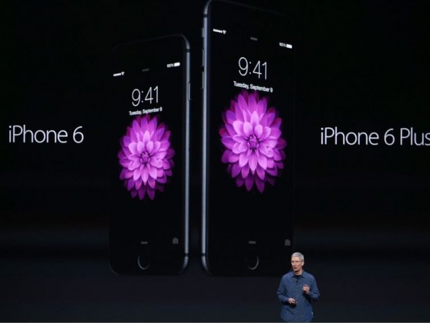 Tim Cook and iPhone 6 & iPhone 6 Plus