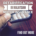 Detariffication in Malaysian Motor Insurance