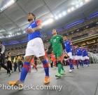 Match Highlight: Malaysia vs Singapore (FWCQ 2014, 2nd Leg)
