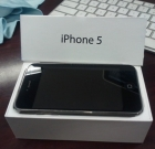 Unboxing video of the new iPhone 5?
