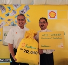 Priest In The Running To Win RM500,000 In Shell's Cash Contest