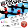 FCM Classics Asia Open 2011 (Foosball Tournament)
