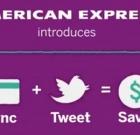 American Express: Sync. Tweet. Save.