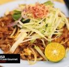 Fried Laksa at Restoran Well Cook Gourmet, SS14 Subang Jaya