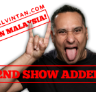 Russell Peters Confirms To Hold Second Show in Malaysia!