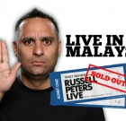 Russell Peters Show in Malaysia Sold Out Within an Hour