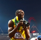 Usain Bolt Grabs DSLR Camera and Snaps Rare POV Photos